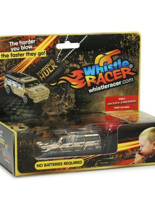 Игрушечная машинка-свисток Яростный Халк Whistle Racer Furious Hu