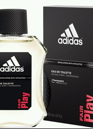 Мужская туалетная вода Fair Play Adidas 100 мл