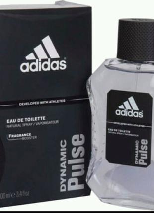 Туалетная вода Adidas dynamic pulse 100 мл