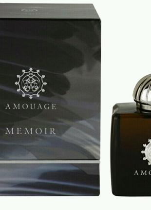 Женская парфюмированная вода Amouage Memoir Woman