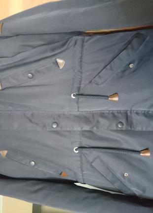 Куртка Парка мужская демисезон
