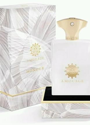 Мужская парфюмированная вода Amouage Honour for Man