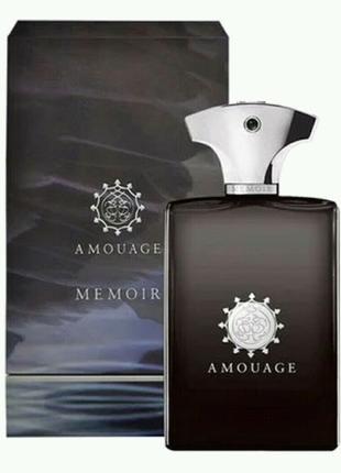 Мужская парфюмированная вода Amouage Memoir Man