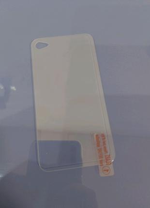 Стекло на крышку iphone 4 4s