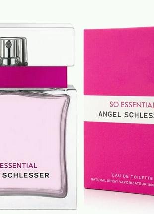 Angel Schlesser So Essential 100 мл женский парфюм