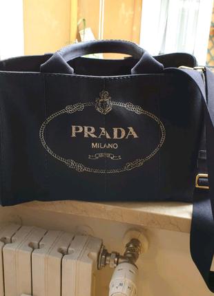 Prada сумка оригинал из Италии