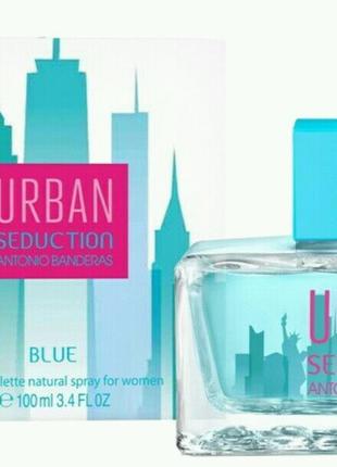 Antonio Banderas Urban Blue Seduction For