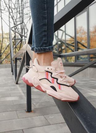 Кроссовки Adidas Ozweego Pink