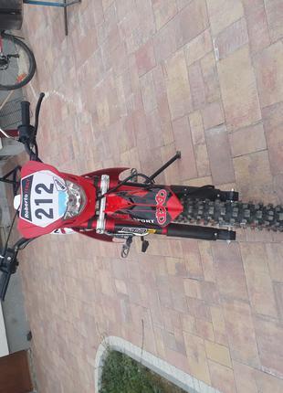 Мопед пітбайк kaya 125cc