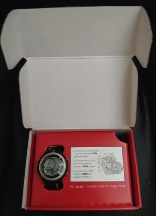 Часы пульсометр Sigma PC 25.10