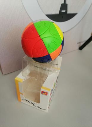 Кубик рубик круглый с гранями