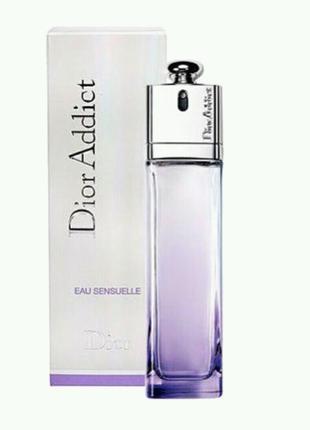 Dior Addict eau Sensuelle Женский парфюм