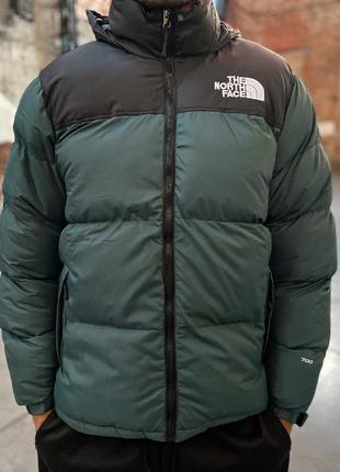 Пуховик куртка the north face 700