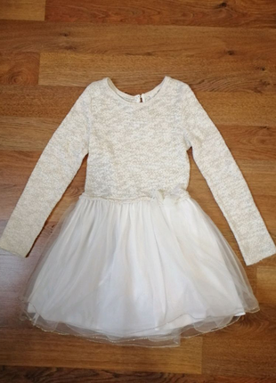 Красивое платье на 9 лет