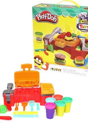 """Набор пластилина для лепки Play-Doh """"Барбекю для пикника"""" PD 8608"""