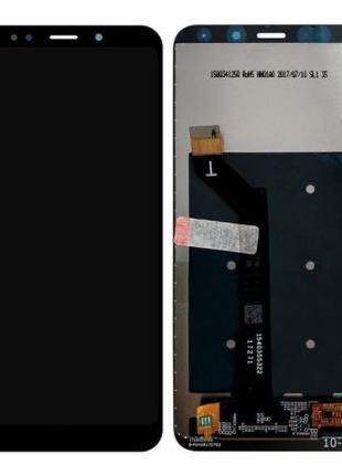Дисплей Xiaomi Redmi 5 Plus с тачскрином (Black) Original PRC