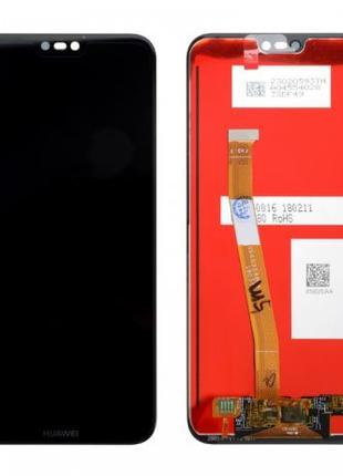 Дисплей Huawei P20 Lite, Nova 3e (ANE-LX1) с тачскрином (Black)
