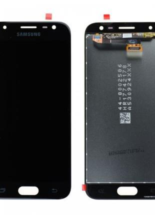 Дисплей Samsung J330 Galaxy J3(2017) с тачскрином (Black) Orig...