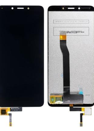 Дисплей Xiaomi Redmi 6, Redmi 6A с тачскрином (Black) Original...