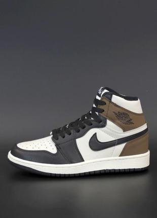 Мужские кроссовки jordan 1 retro