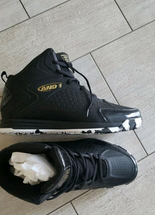 Баскетбольные кроссовки And1 / Nike Jordan Adidas Reebok