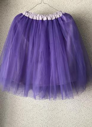 Фатиновая юбка, пышная юбка, юбка из фатина, юбка пачка
