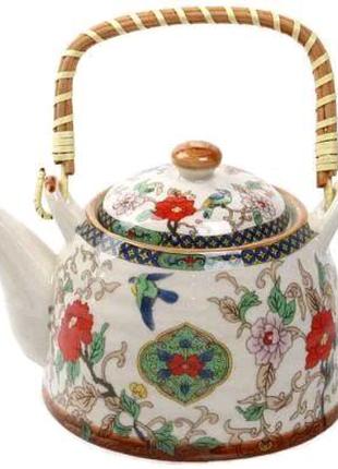 """Заварочный чайник """"Китайские узоры"""" Edenberg EB-3361 - 700мл"""