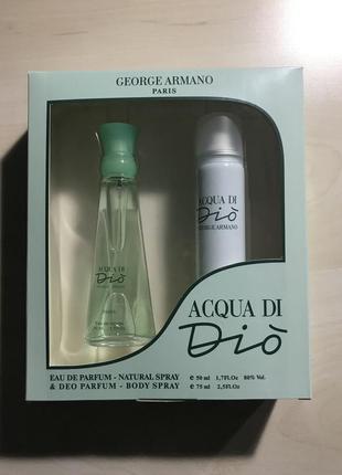 Top Parfum PARIS Подарочный набор для женщин (парфюм.50 мл/дез...