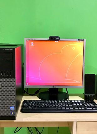 Акция! Комплект: ПК i5-3570/8GB/500GB + Монитор + Периферия