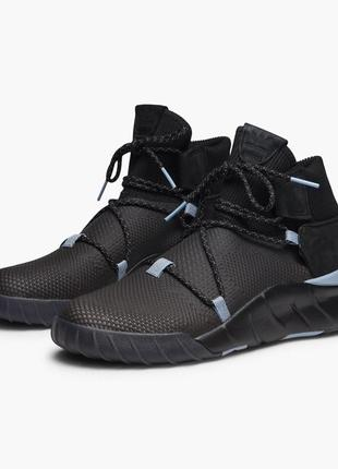 Кроссовки для бега adidas tubular x 2.0 primeknit cq1373 оригі...