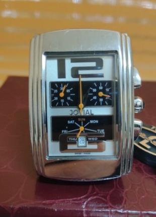 Часы швейцарские JOVIAL 8005D-02