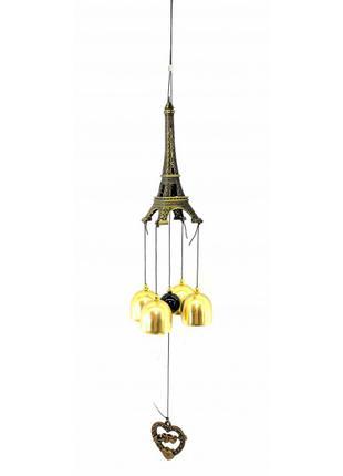 "Колокольчики ""Эйфелева башня"" (35х5х5 см)"