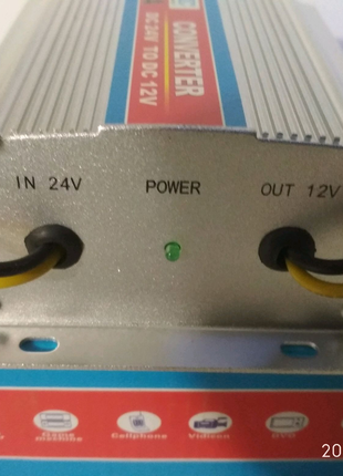 Конвертер 24V-12V