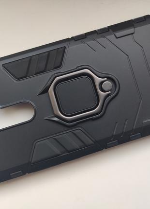 Чехол бронированный противоударный для Xiaomi Redmi 9