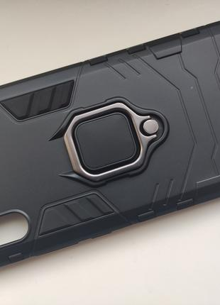 Чехол бронированный противоударный для Xiaomi Redmi 9A