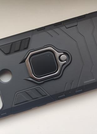 Чехол бронированный противоударный для Xiaomi Redmi 9C