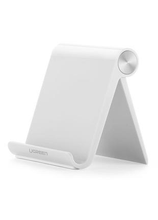 Подставка Ugreen универсальная под мобильный телефон White LP106