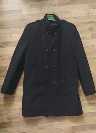 Тепле зимове чоловіче пальто birkel 54-56 розмір
