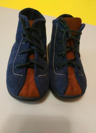 Суперкачественные ботинки, кроссовки rohde, 23 размер