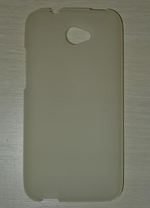 Чехол Global для HTC Desire 601 светлый 0069