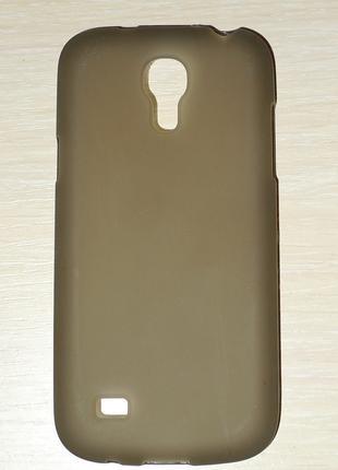 Чехол Global для Samsung I9192 S4 Mini темный 0070