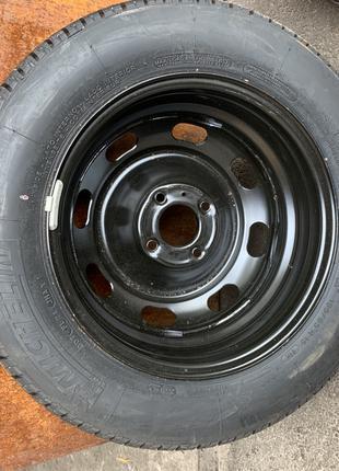 Запаска новая R15 Michelin 195/65 Peugeot Citroen Пежо Ситроен