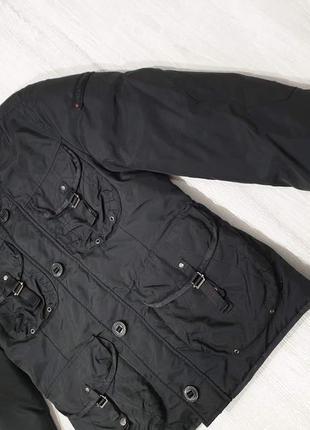 Зимняя куртка пуховик пух/перо peterson
