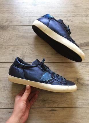 Philippe model paris оригинал кроссовки, с мехом, утепленные, ...