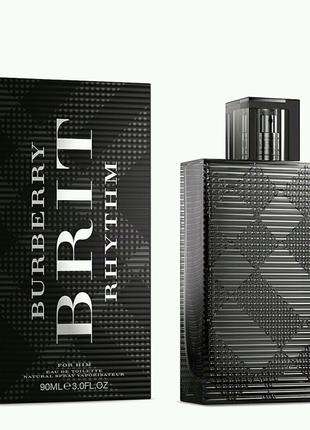 Мужская туалетная вода Burberry Burberry Brit Rhythm