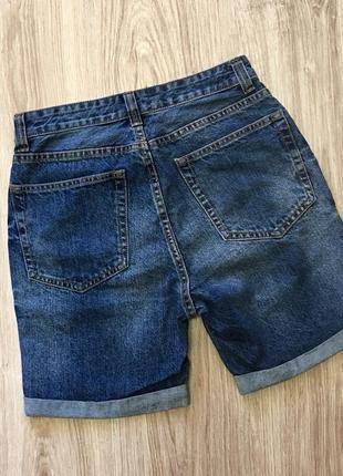 Джинсовые шорты мужские р xs от vailent (diesel)