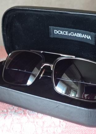 Очки  солнцезащитные. Dolce Gabbana. Оригинал.