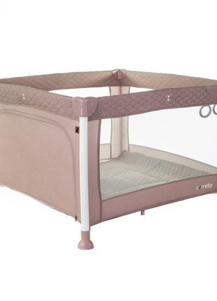 Детская кровать манеж CARRELLO Cubo