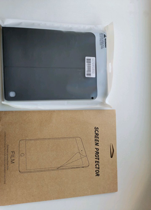 Samsung s6 lite чехол+3 пленки.Набор