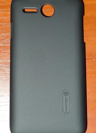 Чехол Nillkin для Lenovo A680 черный 0086